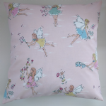 "Cushion Cover Made in Cath Kidston Garden Fairies 14"" 16"" 18"" 20"""